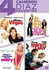 What Happens in Vegas in Her Shoes Th DVD Region 1 SH