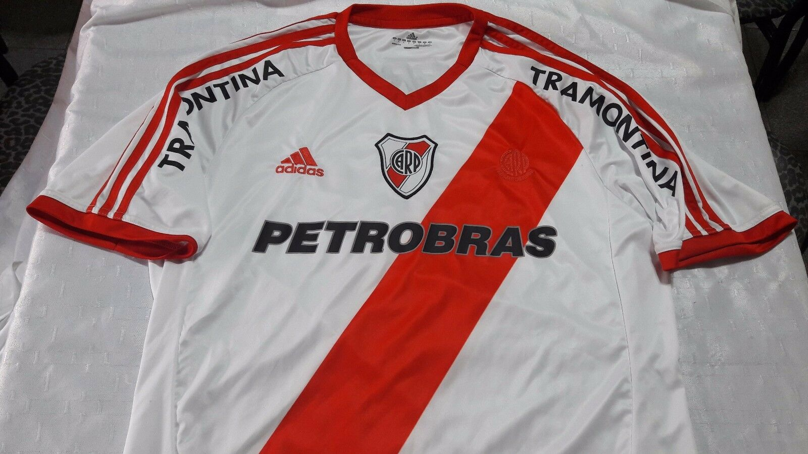Soccer jersey River Plate  argentoina  2010  11