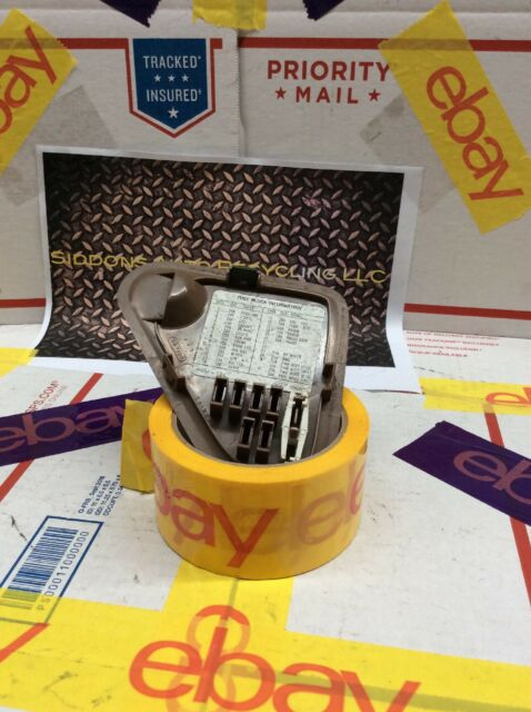 1997 chevrolet chevy suburban dash fuse panelbox access cover trim rh ebay com