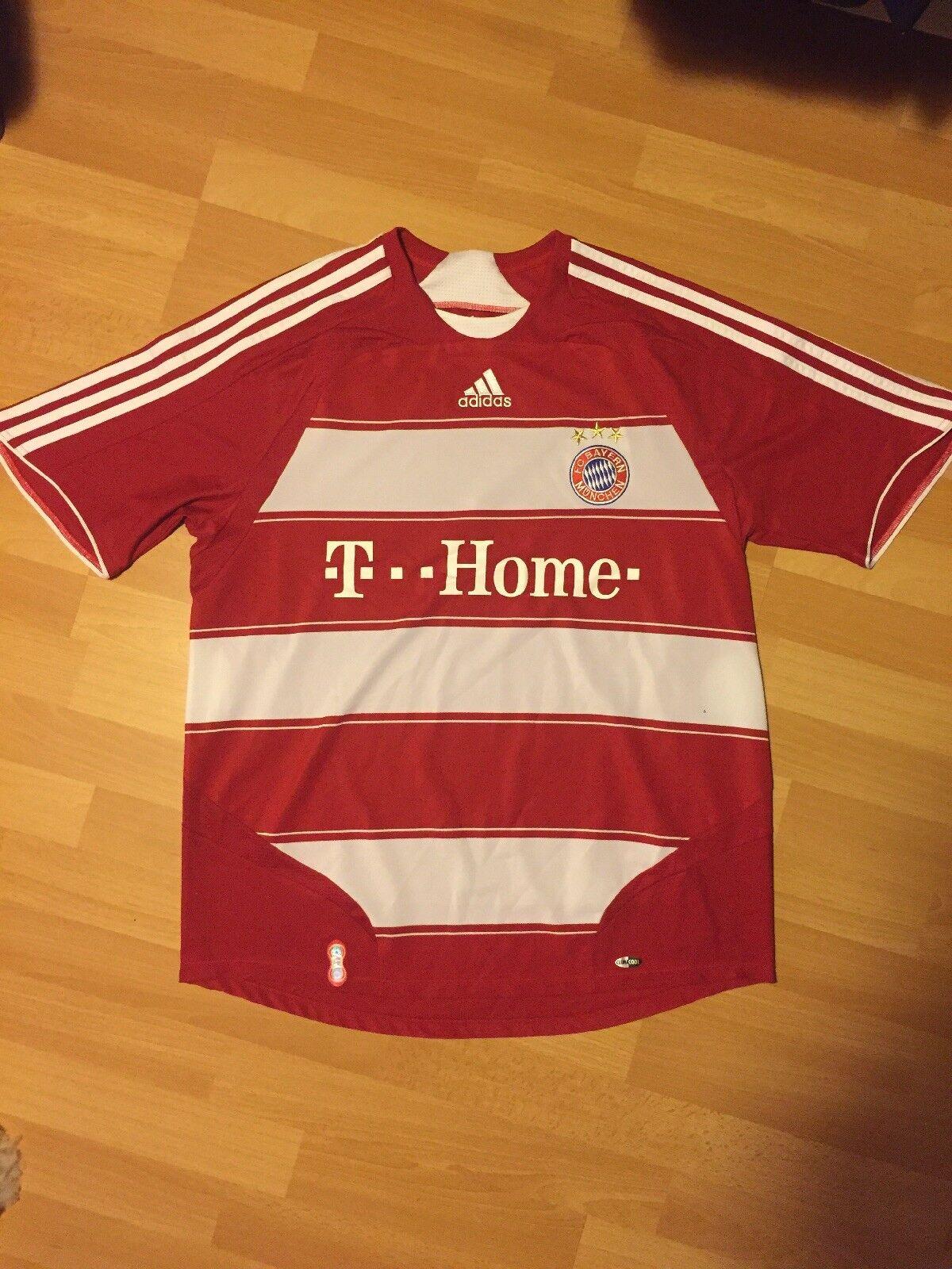 Fc Bayern München München München Heimtrikot Adidas Trikot Home  | Billig  ea107e