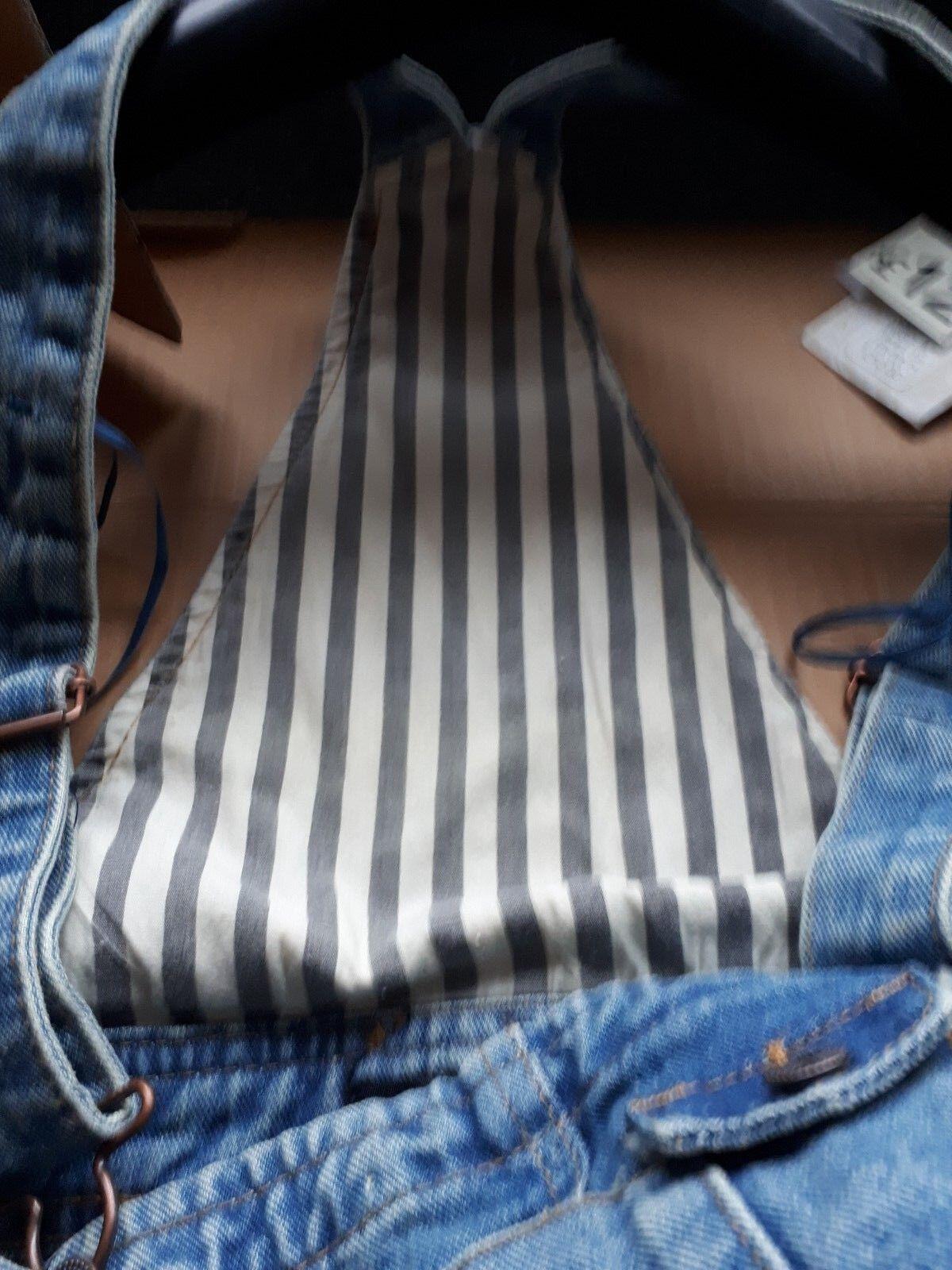 NUOVO 5X PAIA di Pantaloncini di jeans jeans jeans e 1 paio di pantaloncini di jeans (salopette) Tutte le Taglie 8 236aaf