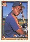 1991 Topps Gerald Young #626 Baseball Card