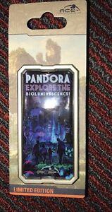 Disney Trading Pin Pandora World Of Avatar Countdown Pin LE Pin #1