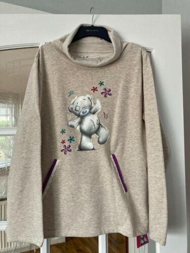 Super soft /& cosy BNWT M/&S Tatty Teddy Me to You loungewear top