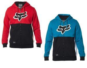 Boys Hoodie Size S 6 7 Red Baja Motocross Hooded Sweat Shirt Motorcycle Fleece