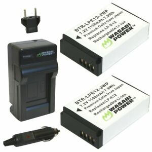 Wasabi-Power-Battery-2-Pack-and-Charger-for-Canon-LP-E12