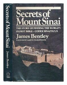 Secrets-of-Mount-Sinai-The-Story-of-the-Codex-Sinaiticus-By-JAMES-BENTLEY