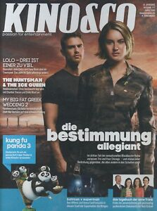 Kino-amp-Co-14-Jhg-Ausgabe-177-Maerz-16-Die-Bestimmung-Allegiant-Batman-v-Superman