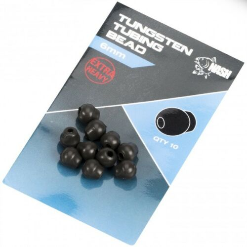 Nash Tungsten beads for tubing T8713