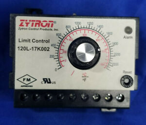 NEW Zytron ZCP 100-B-Z004A Temperature Controller BB 45-075