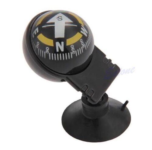 Compas pour Voiture Tableau de Bord Pare-brise Avec Ventouse Support Charmant Accessoire UK