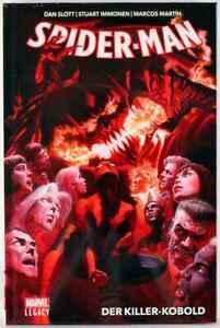Spider-Man-2-Der-Killer-Kobold-lim-HC-222-Ex-Marvel-Legacy-Panini-OVP
