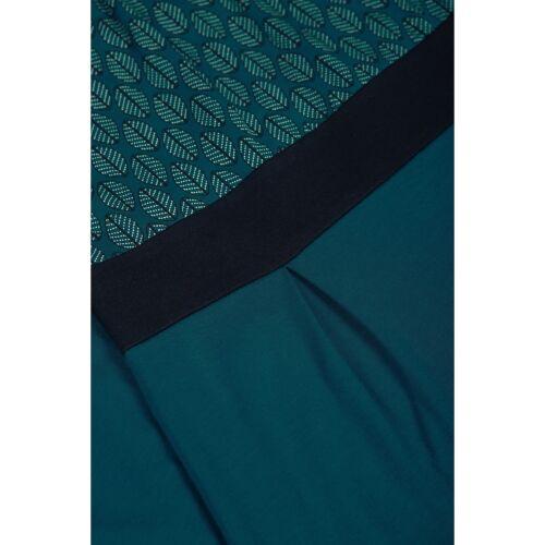 Petrolio Cotone Beda Organico Rosso W18e15 Tranquillo Vestito Pacifico Blu qwf7IAI