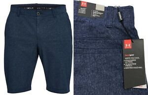Under-Armour-UA-Showdown-Vented-Golf-Shorts-ALL-SIZES-RRP-60-Navy