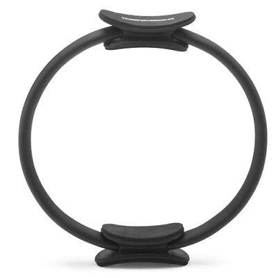 Brillante Pilates Anello Anello Resistenza Fitness Yoga Ginnastica Anello-Ø 36 Cm-g Fitness Yoga Gymnastik Ring - ø 36 Cm It-it