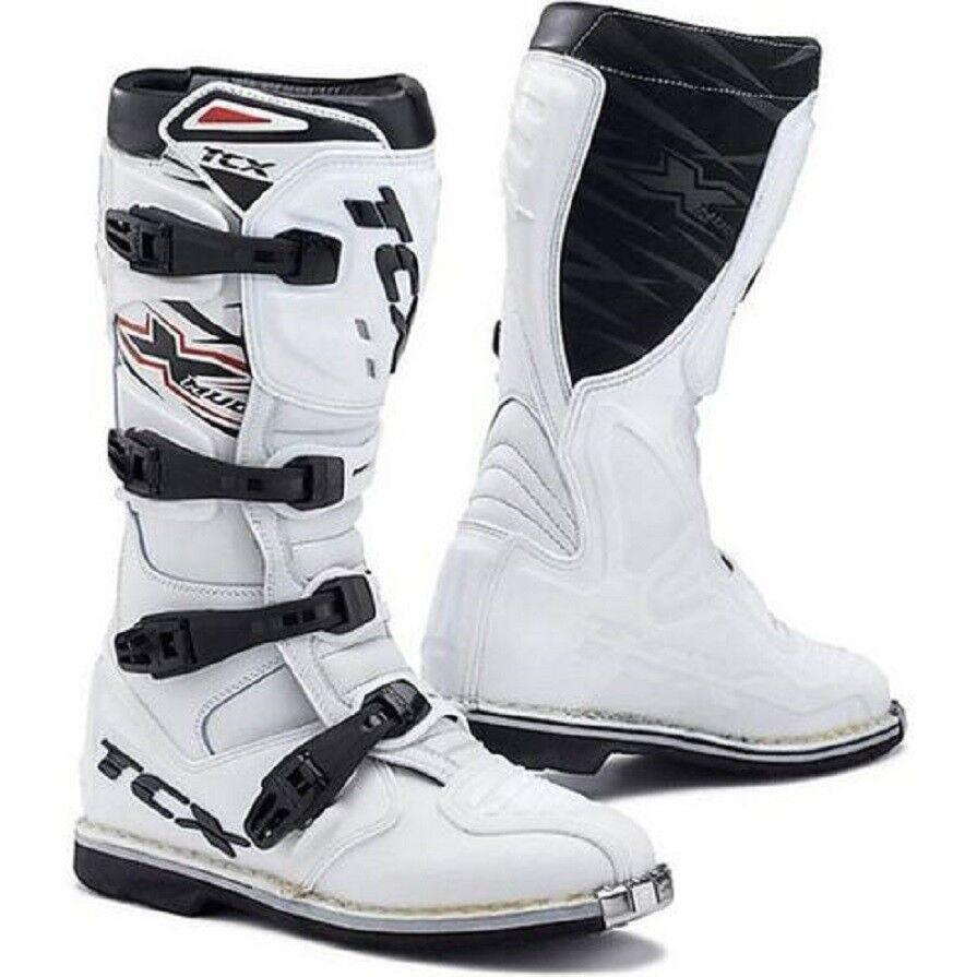 Stiefel  tcx   x-  mud bianco taglia 45