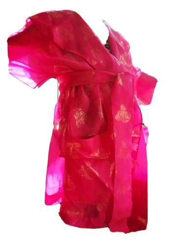STEPHEN BURROWS 80's Couture Gaza tie wrap Coat. E