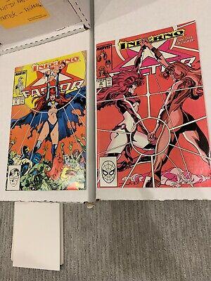 X-Factor #37 Inferno X-Men Walt Simonson Marvel Comics 1989