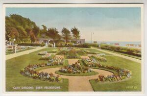 Suffolk-Carte-Postale-Cliff-Jardins-de-L-039-Est-Felixstowe-A280