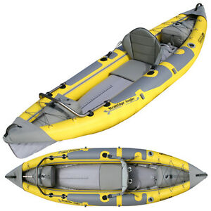 Sevylor Self Bailing Inflatable Kayak