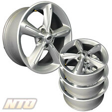 05 06 07 08 09 2010 Mustang 18x8 Silvers Wheels GT V6 5x4.5 5x14.3 AR3Z1007G