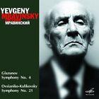 Symphonies 4 & 21 Leningrad Philharmonic Audio CD