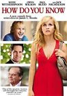 How Do You Know 0043396374119 With Reese Witherspoon DVD Region 1