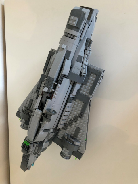 Lego Star Wars, 75106   Imperial Assault Carrier""