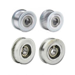 GT2 Cojinete de rueda loca Sincronización Polea 16T 20T 3//5mm Bore F 6mm Cinturón RepRap 3D Printes