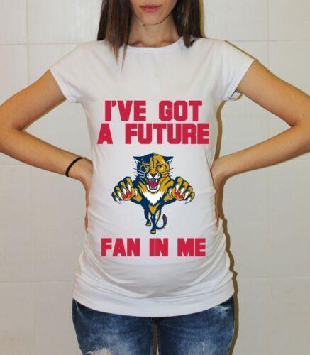 Florida Panthers Baby Shower Maternity Shirt Hockey Pregnancy Shirts Baby