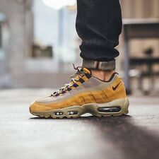 Nike Air Max 95 Winter PRM Flax Bronze Wheat Brown UK 11 US 12 OG 1 Force LV8 90