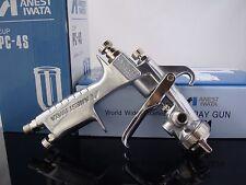 ANEST IWATA SPRAY GUN W-101 Gravity Feed Paint Spray Gun 1.0/1.3/1.5/1.8 HVLP