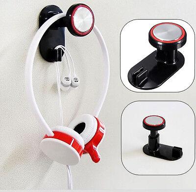 Headphone Headset Holder Hanger PC Monitor Stand for Sony AKG Sennheiser Home
