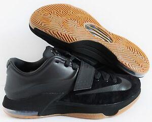 sneakers for cheap 7dd6c be7db NIKE KD VII 7 EXT QS BLACK-BLACK