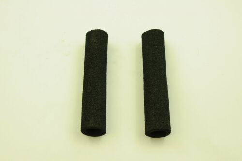 """PAIR  BAR END GRIPS """"TOPGRIPS/"""" BY EVOLVE ITALIAN MADE NATURAL NEOPRENE RUBBER"""