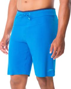 SPEEDO Elite Board Shorts Men's sz 32 Island bluee