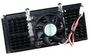 CPU Intel Pentium II SL2S6 Slot 1 350MHz + Radiateur