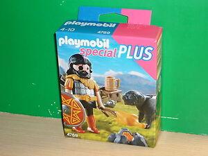 Playmobil-Especial-Special-Plus-4769-Barbaro-con-perro