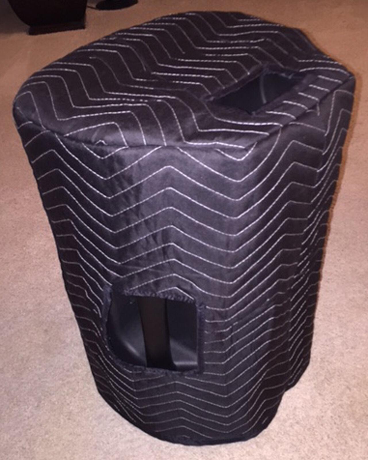 HARBINGER V2112 V2212 Premium Padded schwarz Covers (2) - Quantity of 1 = 1 Pair