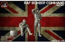 "Armory ARF7224c 1/72 Resin WWII British RAF Crewmen 2 Figs ""Waiting"""