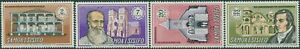Samoa-1970-SG337-340-8th-Anniversary-set-MLH