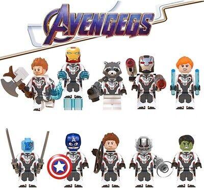 Rocket Raccoon Hulk Iron Man Ant-Man Hawkeye Black Widow Thor Avengers Marvel