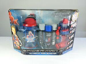 Ultimate Web Blaster SPIDER-MAN 3 NEW 5-in-1 Hasbro water ...Ultimate Spider Man Web Blaster