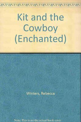 2019 Mode Kit And The Cowboy (enchanted S.) By Winters, Rebecca Paperback Book The Cheap Eerste Kwaliteit