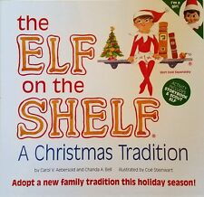 The Elf on the Shelf : Light Girl blue eye Chanda Bell and Carol Aebersold 2015
