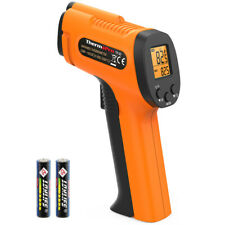 Thermopro Digital Lcd Non Contact Infrared Thermometer Laser Thermometer Fc