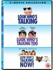 LOOK Who's Talking 1-3 Movie Collection DVD Region 2