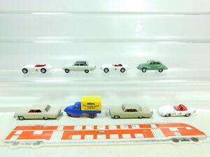 BT396-0,5 #8x wiking H0 / 1:87 Pkw: DKW F89 + Chevrolet + Goli + Warsteiner Etc,