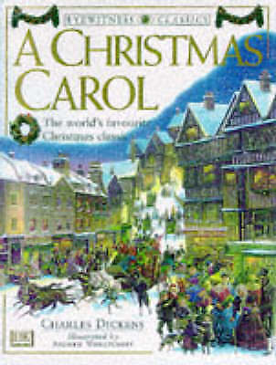 Christmas Carol (Eyewitness Classics), Charles Dickens, Excellent Book