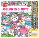 Coloring Cute by Editors of Klutz (Mixed media product, 2016)